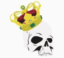 Skull King One Piece - Long Sleeve
