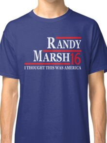 Randy Marsh 2016 T-shirts & Hoodies Classic T-Shirt