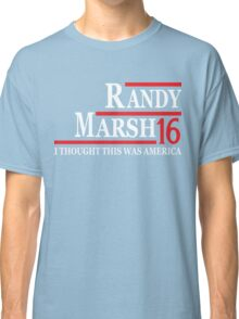 Randy Marsh 2016 T-shirts & Hoodies Classic T-Shirt