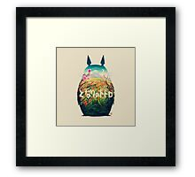 Hamster Lord Framed Print