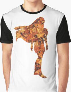 Pocahontas Leaves Graphic T-Shirt
