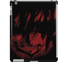 Angry Gray iPad Case/Skin