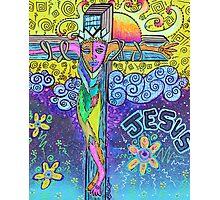 Colorful Prayers Photographic Print