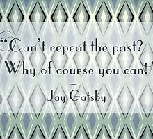 Illustrated Gatsby Quote by The Eighty-Sixth Floor