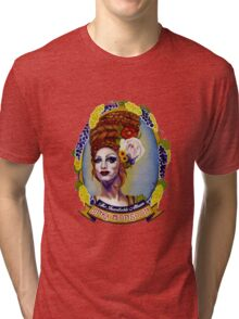 Jinkx Monsoon - The Inevitable Album Portrait. Tri-blend T-Shirt