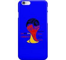 FIFA World Cup Champion Germany Deutschland Glückwunsch iPhone Case/Skin