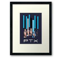 Pentatonix - Daft Punk Framed Print