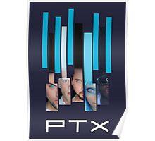 Pentatonix - Daft Punk Poster