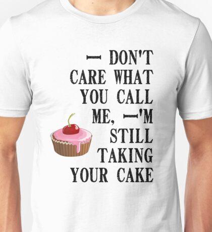 L's cake Unisex T-Shirt