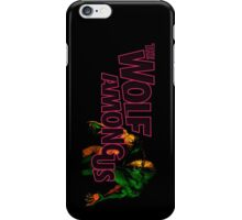 The Wolf Among Us - Logo and Bigby iPhone Case/Skin