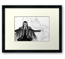 Loki - God of Mischief Framed Print