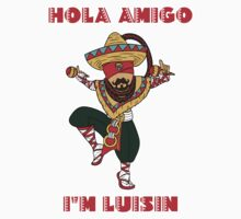 Hola Amigo, I'm Luisin! One Piece - Short Sleeve