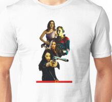 Wynonna Earp - the girls and their guns Unisex T-Shirt