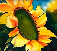Sunflower by Sally Griffin