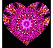 Heart  Chakra Photographic Print