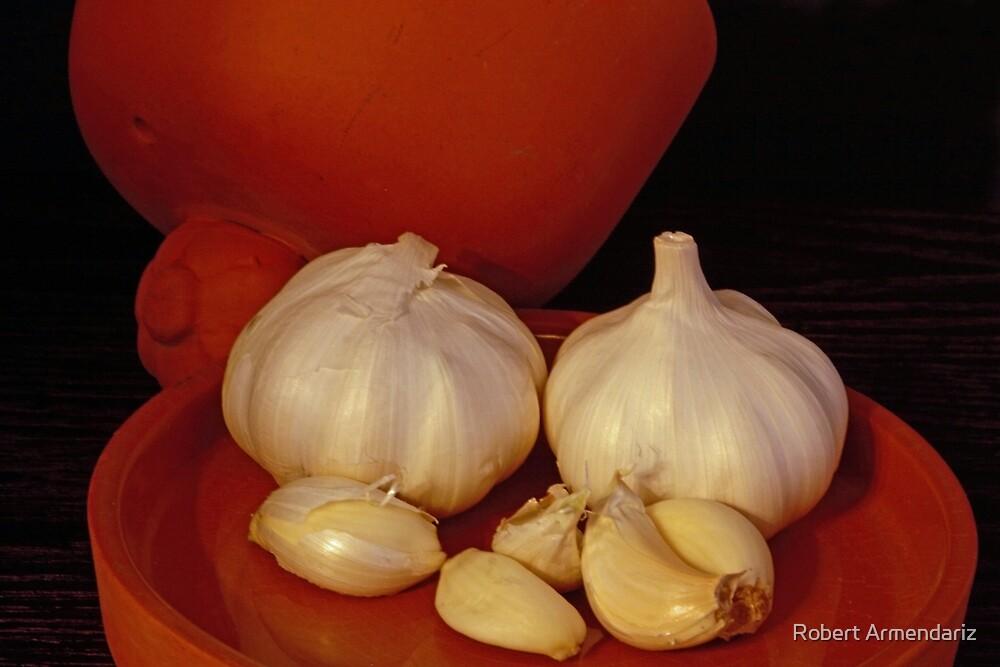 Garlic by Robert Armendariz
