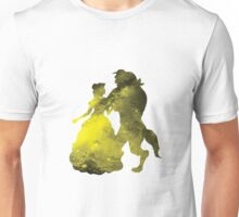 Beauty and the Beast Galaxy Unisex T-Shirt