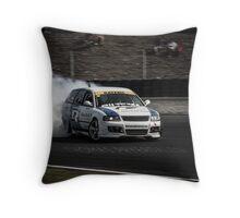 Thomas Pryerdalen - V8 RWD Passat driftcar Throw Pillow