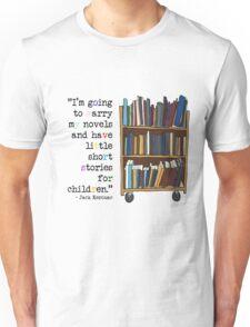 novels and short stories Unisex T-Shirt