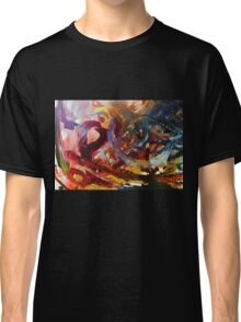 Colorfully Heartless Classic T-Shirt