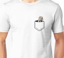 Sleeping Clint Barton Unisex T-Shirt