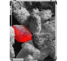 Red Hot (sc) iPad Case/Skin