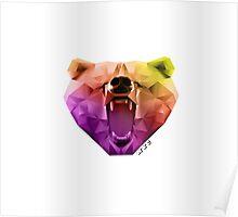 Mr, Bear Poster