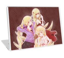 Shinobu Timeline Laptop Skin