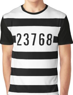 Prisoner 23768 Graphic T-Shirt