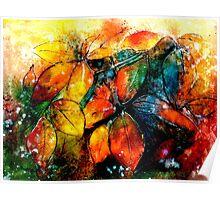 Autumn's Bright Spoil... Poster