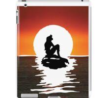 Little Mermaid Sunset iPad Case/Skin