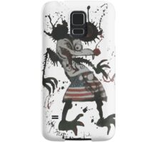 Mickey Mouse - Fear and Loathing - Ralph Steadman Samsung Galaxy Case/Skin