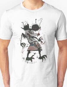 Mickey Mouse - Fear and Loathing - Ralph Steadman T-Shirt