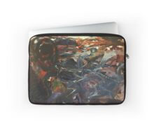 Pieces of a Work of Art Laptop Sleeve