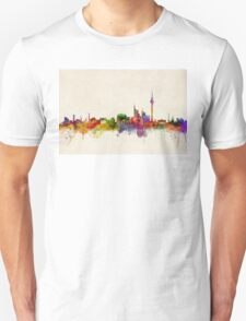 Berlin Skyline Germany Unisex T-Shirt