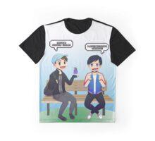 Phan NPCs Graphic T-Shirt