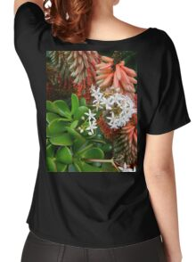 Agave & Jade Women's Relaxed Fit T-Shirt