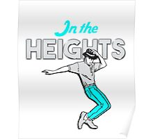 Dancing In the Heights Poster