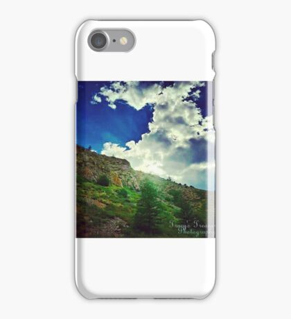 Colorado colors iPhone Case/Skin