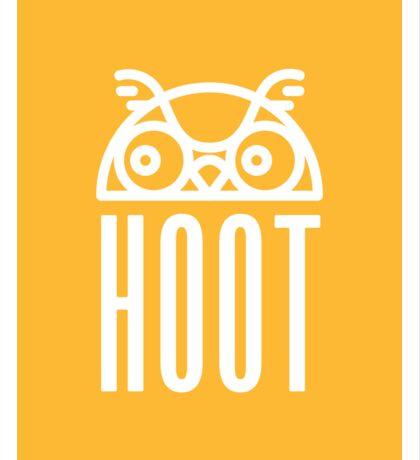 Hooty Owl Sticker