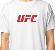 UFC Logo Blood Red | 2016 Classic T-Shirt
