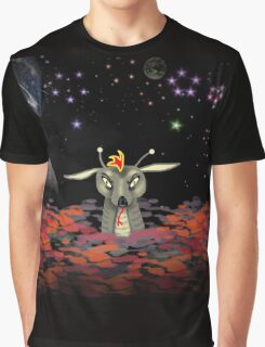 The Martian Dragon Graphic T-Shirt