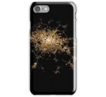 ISS Black & Gold: London iPhone Case/Skin
