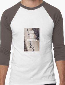 Bomb Hills Not Countries Men's Baseball ¾ T-Shirt