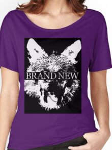 Brand New Animal Head Women's Relaxed Fit T-Shirt