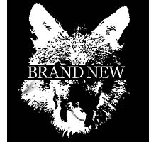 Brand New Animal Head Photographic Print