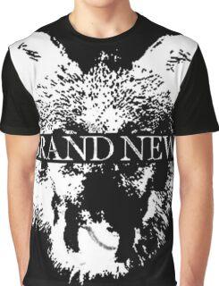 Brand New Animal Head Graphic T-Shirt