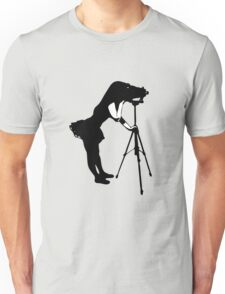 Photographer Grrl Unisex T-Shirt