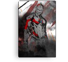 Ultraman Mangga Metal Print