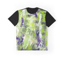 Green Splash by John Bruno Graphic T-Shirt